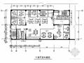 [原创]投资性小企业现代风格办公室室内装修施工图