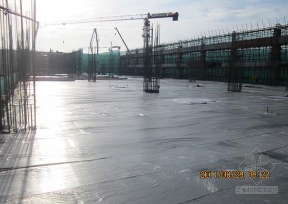 建筑工程混凝土超长无缝施工技术手册
