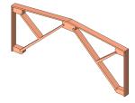 bim软件应用-族文件-天窗钢架