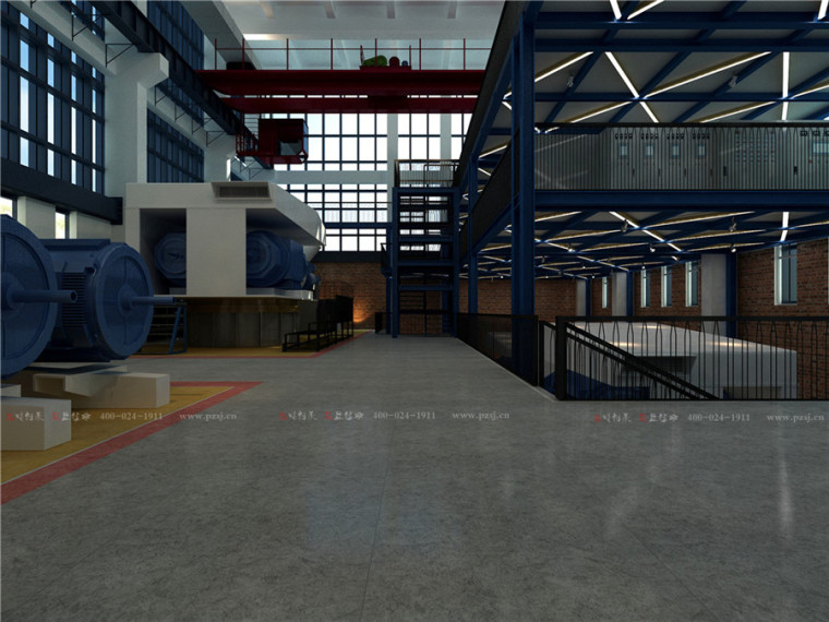 中国国电龙源集团江苏分公司科研培训实验基地办公室设计-2.jpg