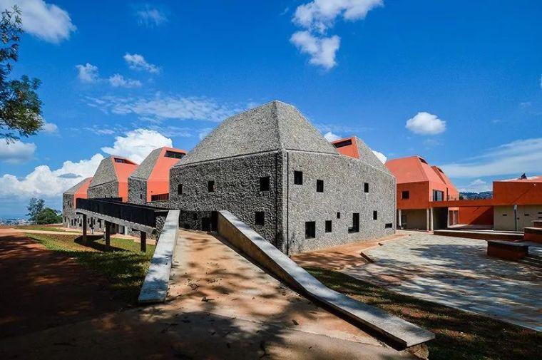 卢旺达,基加利,卢旺达基加利建筑学院/EdwinSeda_3