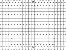 单层单山单跨门式刚架厂房工程施工图C(CAD,10张)