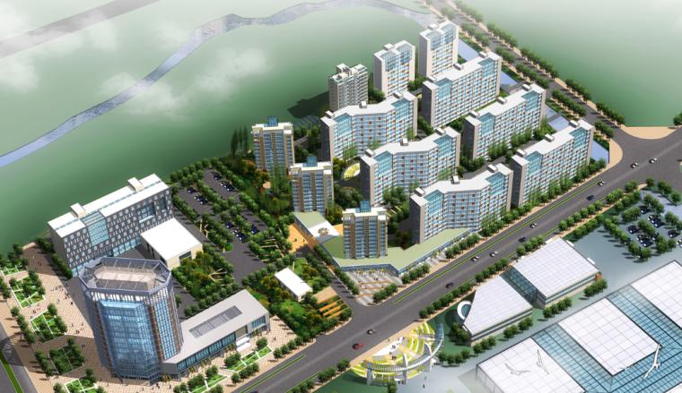[浙江]天安集团电工生产基地修建性详细规划设计方案文本