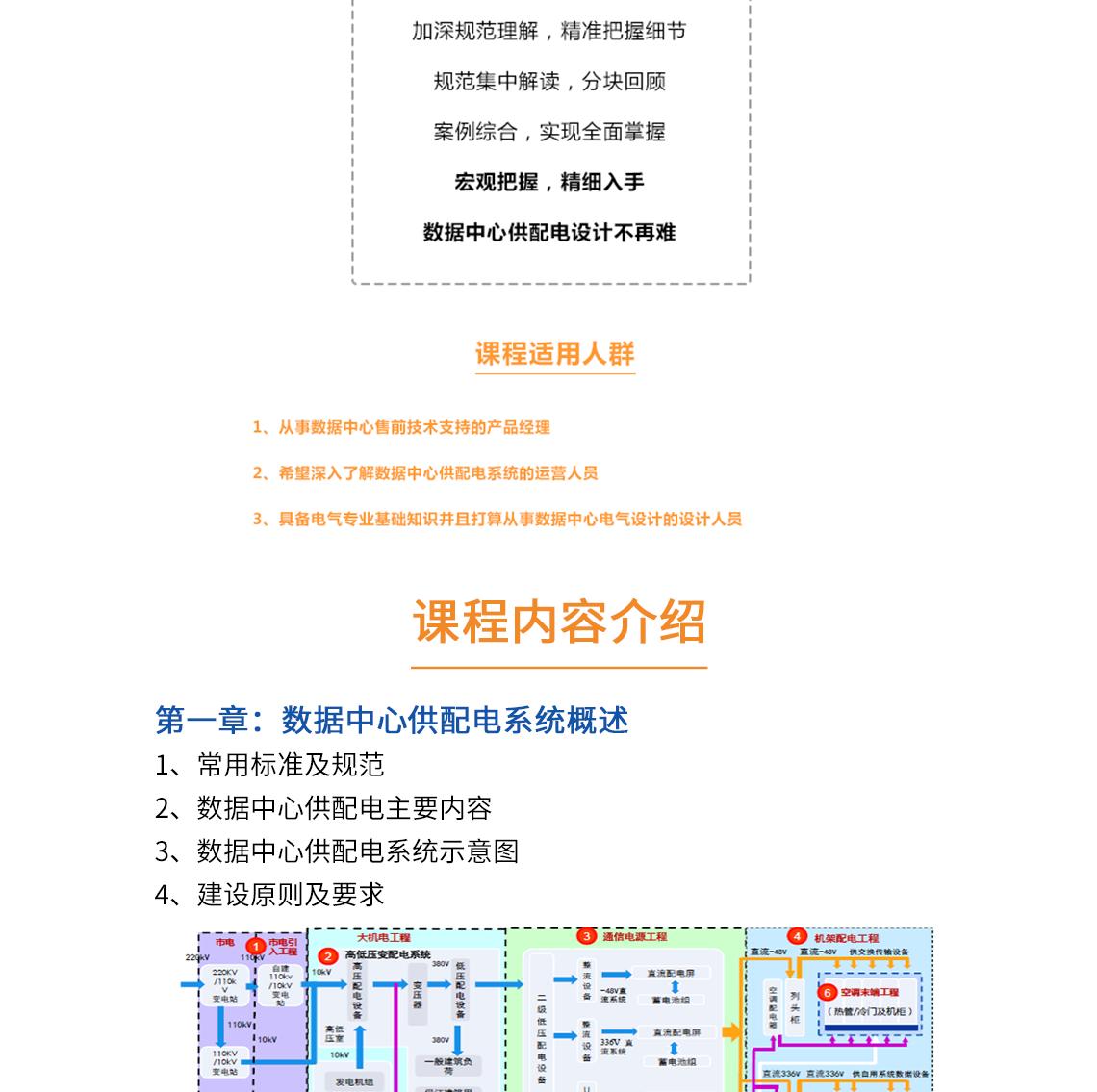IDC机房配电系统,数据机房供配电设计,弱电机房设计,柴油发电机、UPS设计