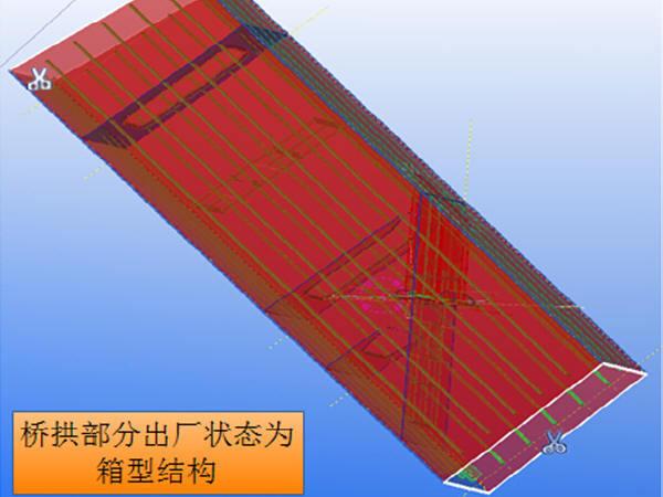 整体钢箱梁结构系杆拱桥与连续梁组合体系桥钢结构制作及安装方案257页
