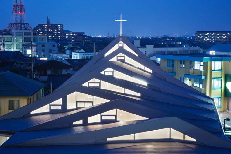 日本铃鹿教堂