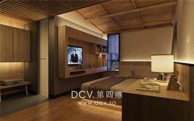 西安最理想的民宿酒店设计-蒲舍·南谷里_7