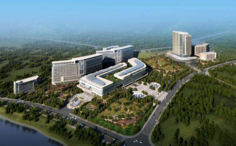 福鼎大型综合医院方案文本+CAD