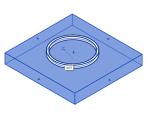 闭合环加强板-圆形