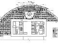 raffles办公空间设计施工图(附效果图+材料清单)