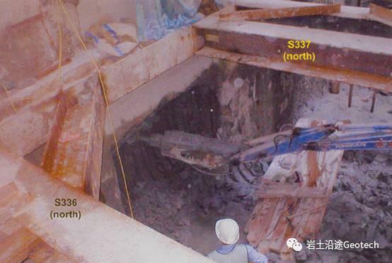 地铁基坑倒塌当天发生了什么?新加坡NicollHighway基坑倒塌纪实_13