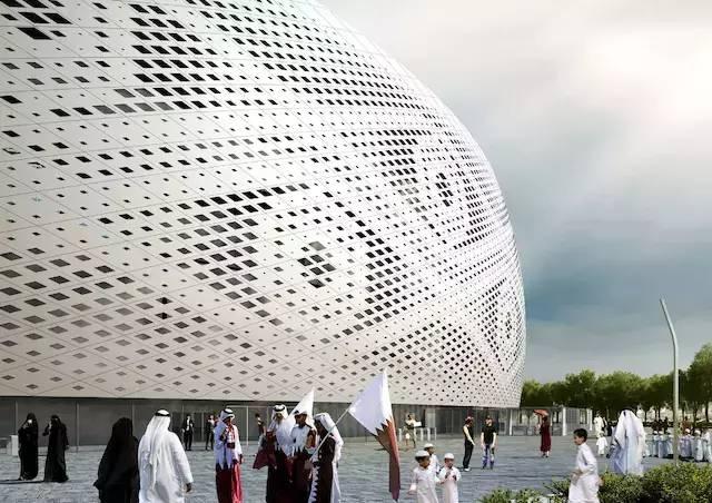 卡塔尔才是真土豪!2022世界杯球场一掷千金,国足4年后也许还能_11