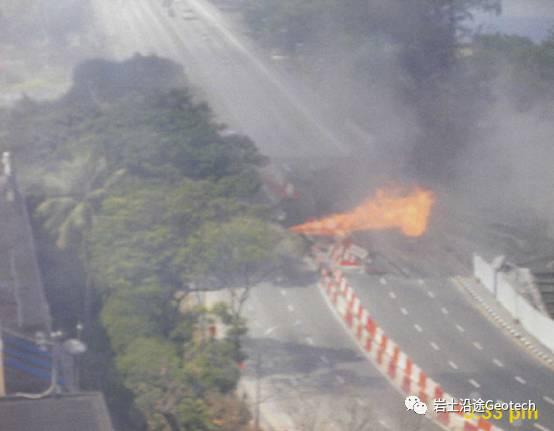 地铁基坑倒塌当天发生了什么?新加坡NicollHighway基坑倒塌纪实_18