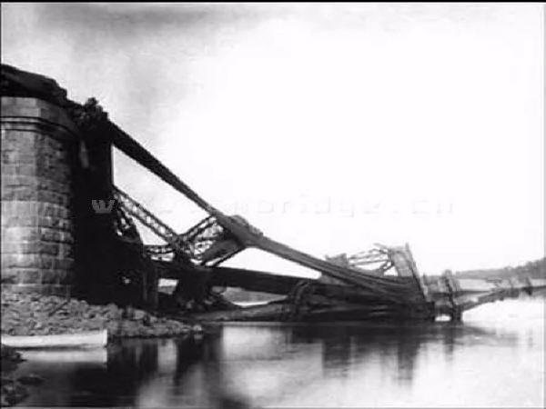 这些桥梁的垮塌究其原因竟然是这样的!