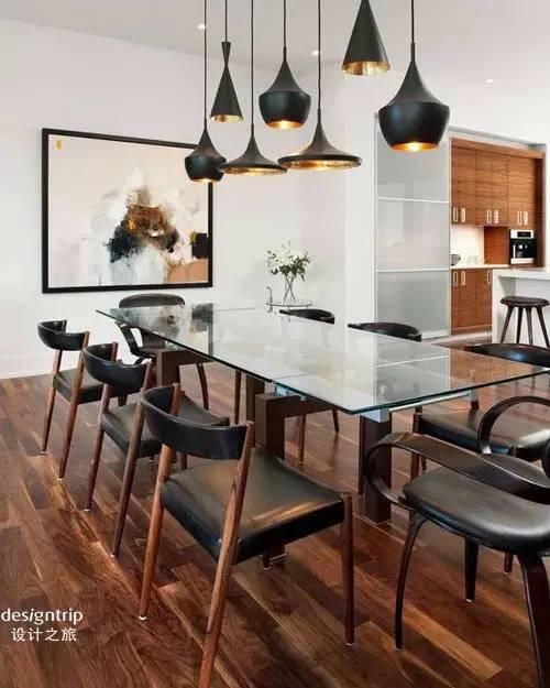 家居餐厅软装设计要点_7