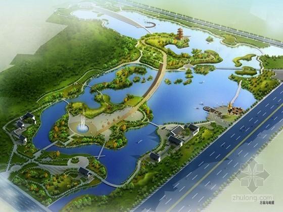 [湖南]公园景观绿化及人工湖工程监理大纲466页(附流程图60余个)