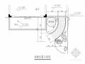 旋转式钢结构楼梯结构施工图(含平面下料)
