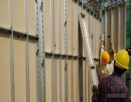 建筑工程铝框木塑模板简介及优势分析