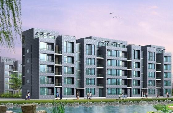 [标杆房企]2014年高端公寓住宅楼工程管理手册(含施工组织设计 施工总体部署)