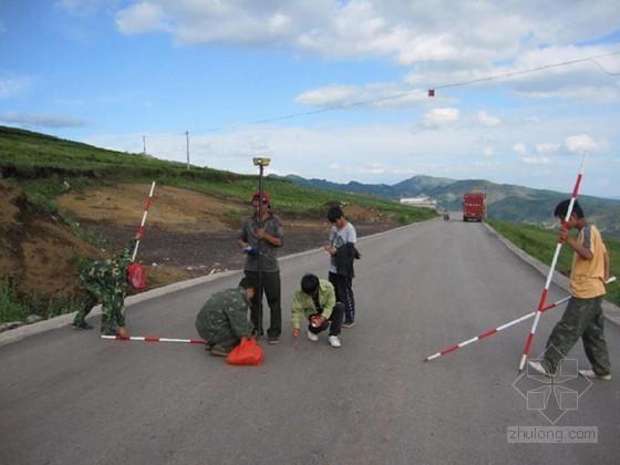 市政道路工程施工测量专项方案(中铁)