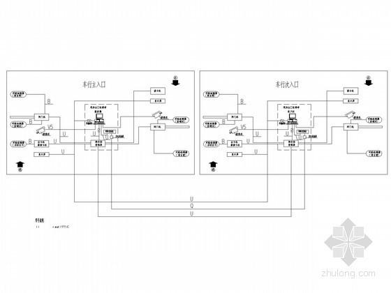 小区智能化系统施工图纸