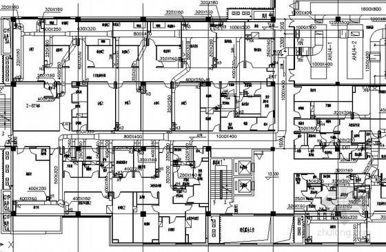 [苏州]洁净厂房暖通空调工程设计施工图