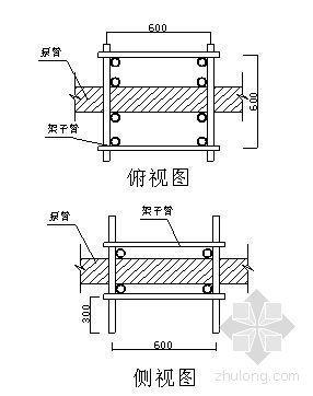 郑州某地下车库混凝土施工方案(商品混凝土 泵送)