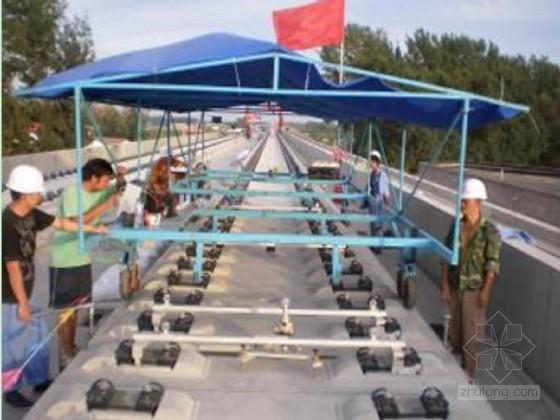 [河北]铁路工程特大桥无砟轨道专项施工组织设计
