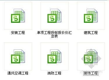 [山东]会议综合楼建筑、安装、装饰工程量清单报价(2013)