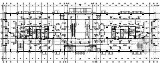 宁夏某综合楼中央空调图纸