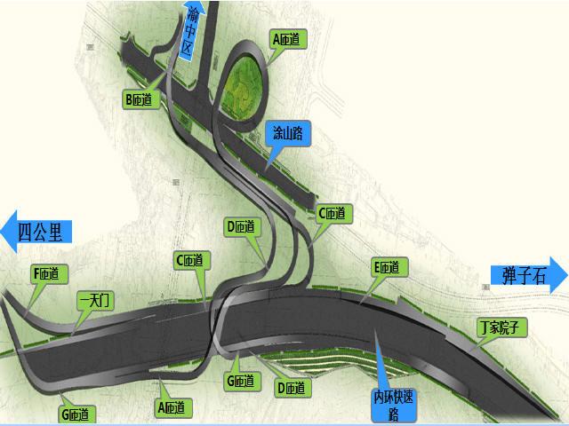 重庆立交桥现浇箱梁高大模板支撑体系专项安全方案附计算书