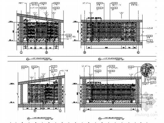 [种植]高档奢华三层图纸室内装修施工图(别墅细树别墅原创内什么图片