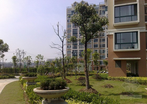[上海]住宅综合工程监理投标书(122页 编制于2011年)