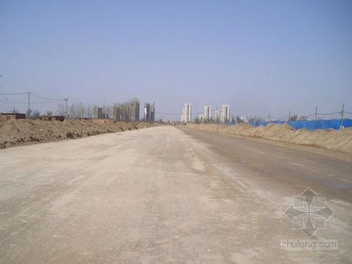 [黑龙江]道路工程基础设施及排水监理细则(流程图)