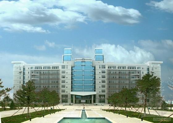 厦门12层检验检疫综合实验楼(土建)工程造价指标(2012.10)