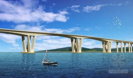 [浙江]跨海大桥整体式倒圆角八边形承台施工技术方案实施总结32页