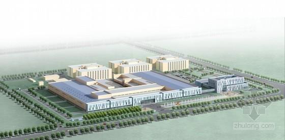 [天津]厂区项目施工组织设计(框架结构办公楼、钢结构厂房)