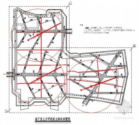 [福建]钢结构体育中心工程基抗支护及土方开挖专项施工方案(95页 附图多)
