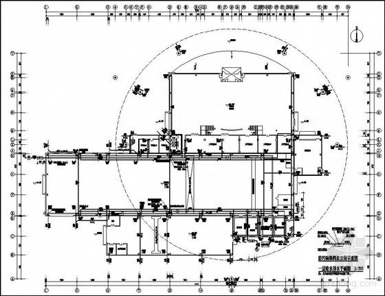 山东某机械有限公司之厂房项目给排水设计图