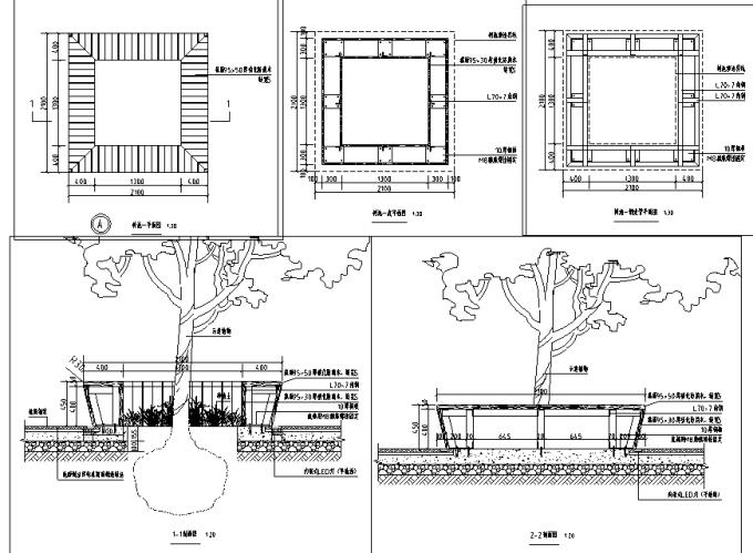 [重庆]低碳工业园区高端住宅景观设计全套施工图(2016最新)_7