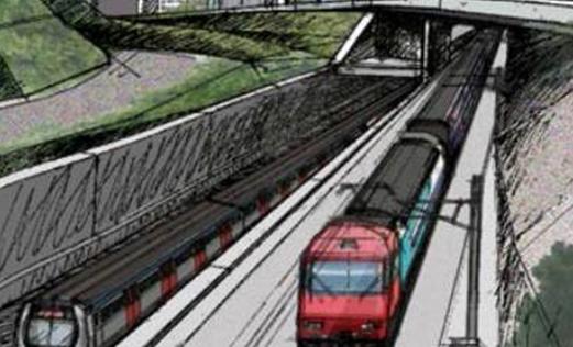 BIM香港地铁建设施工案例分析
