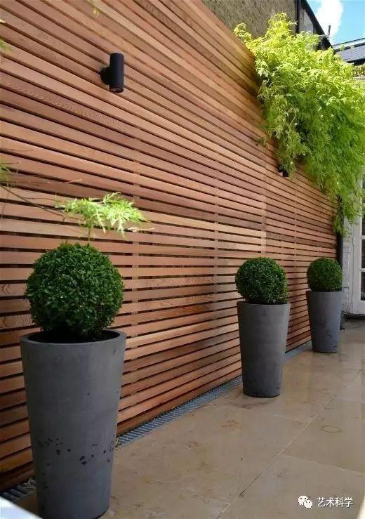景观风水丨庭院围墙设计中的讲究_13