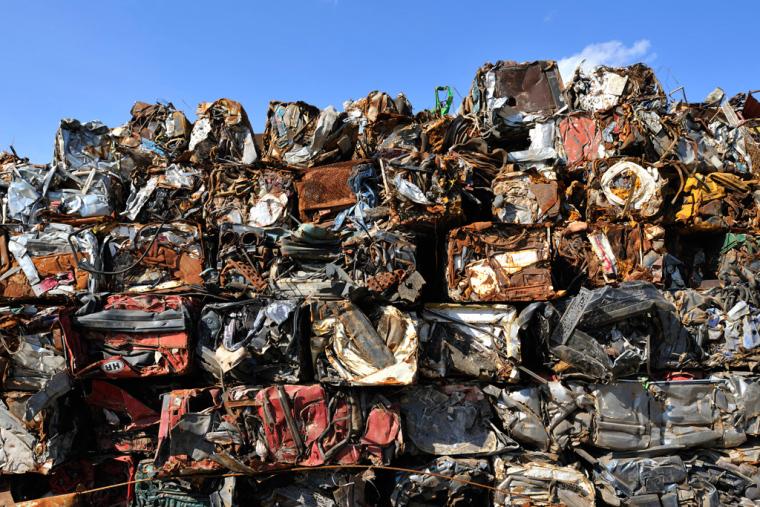 金属回收工厂_16