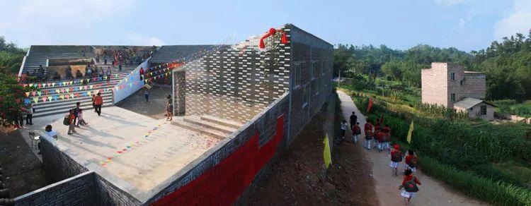 22个农村改造案例,这样的设计正能量爆棚_69