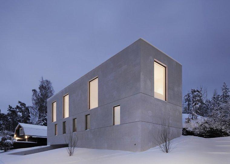 瑞典斯德哥尔摩Mortnas别墅_6