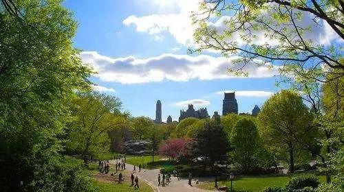 美国景观设计之父|奥姆斯特德和他的纽约中央公园_31