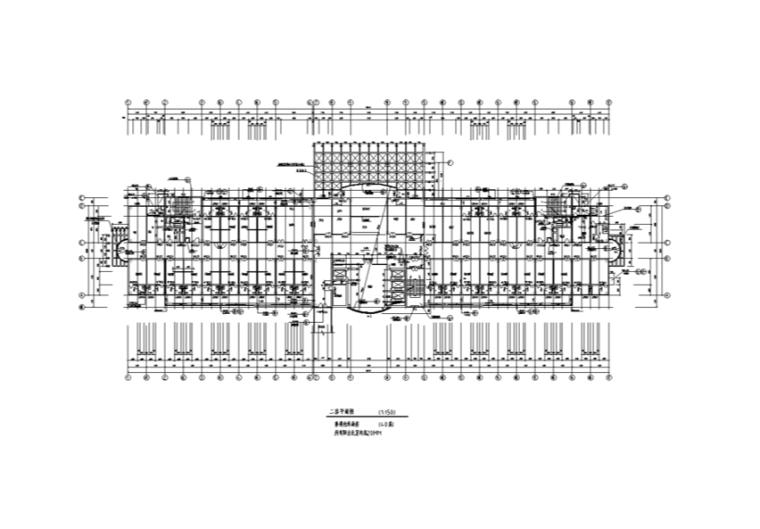 某医院住院楼室内装修设计施工图纸(29张)