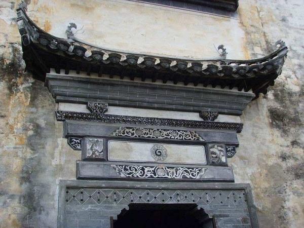徽派建筑的特点与文化内涵