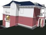 基于SketchUp与ArcEngine的三维GIS在工业园规划中的应用