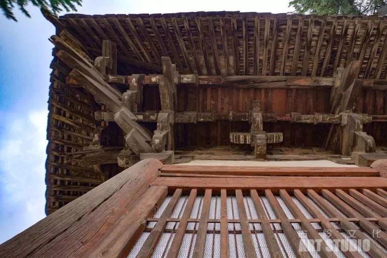 """""""最早""""""""最好""""的中国木结构建筑_27"""